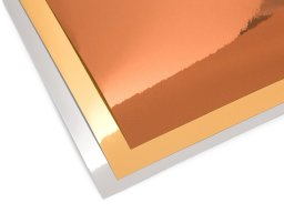 X-film D-MX mirror adhesive film, coloured, glossy
