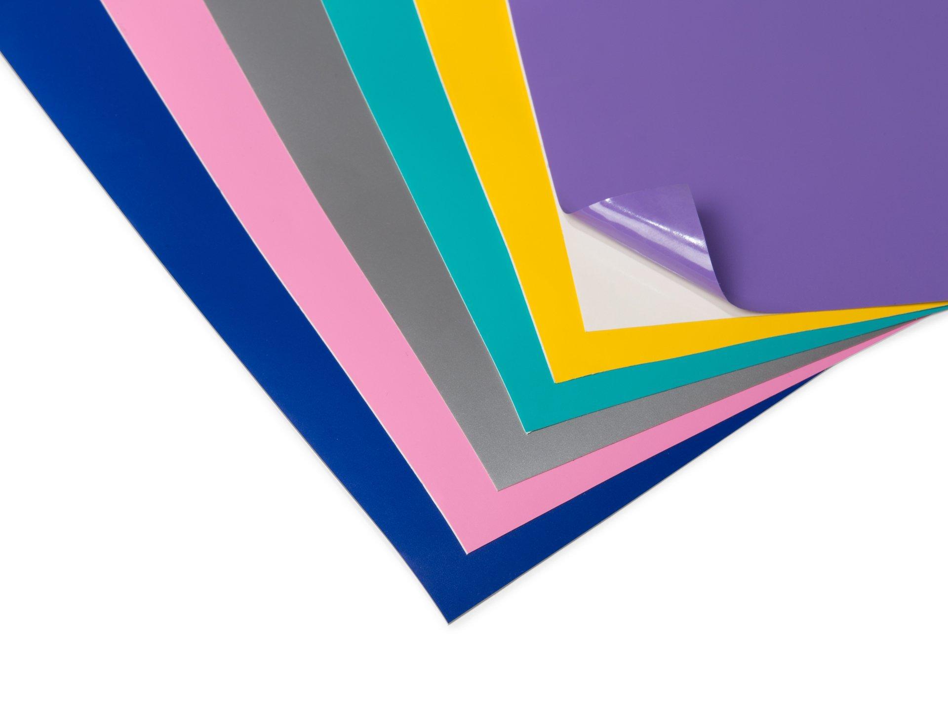 Oracal 631 farbklebefolie opak matt kaufen modulor for Farbige klebefolien