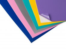 Oracal 631 coloured adhesive film, opaque, matte