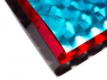 Lámina adhesiva holográfica Lambada