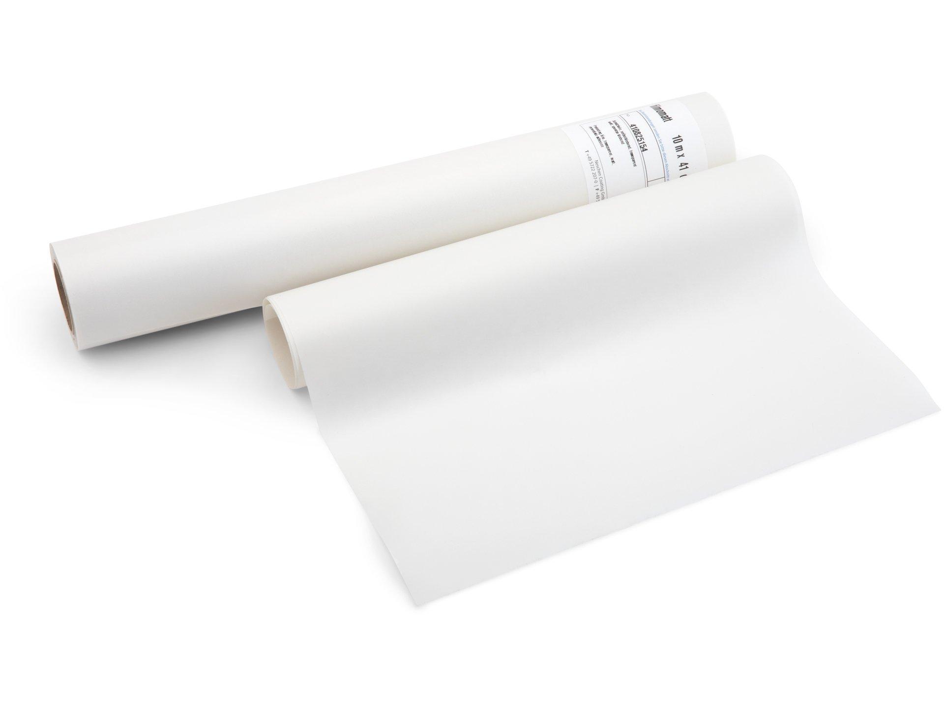 Filmomatt bucheinband klebefolie matt kaufen modulor for Klebefolie abwaschbar