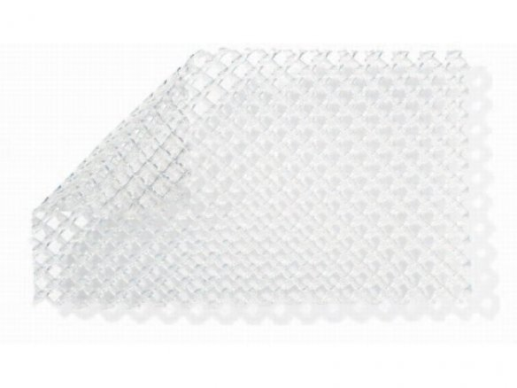 EVA mesh mat, transparent