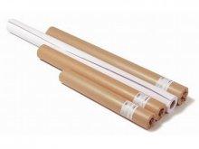 Plotter paper, glossy, white, semi-matte, 190 g