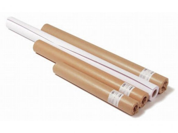 Plotterpapier Glossy, weiß, semi-matt, 190 g