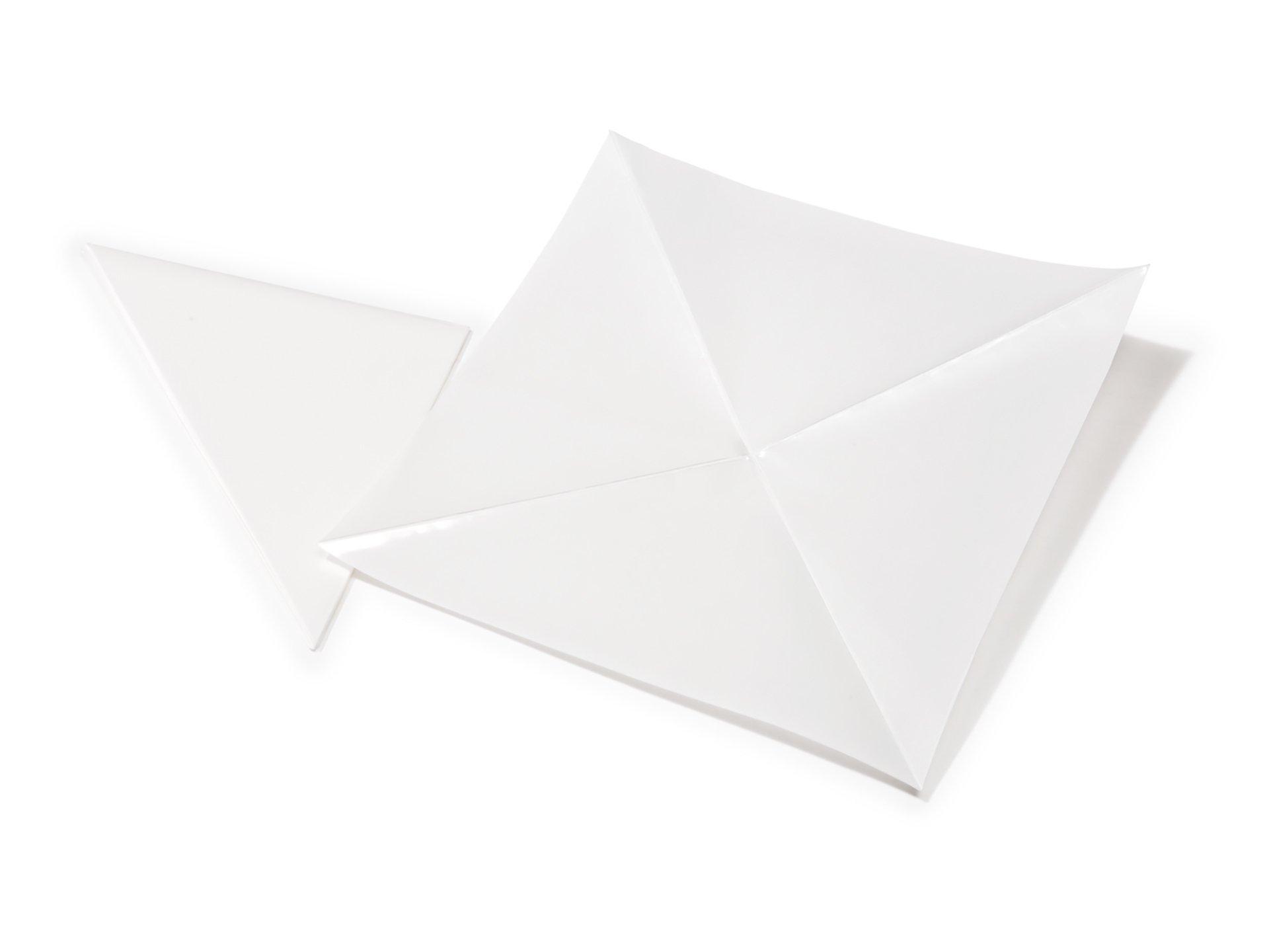 Dreiecktasche Selbstklebend Pp Folie Kaufen Modulor