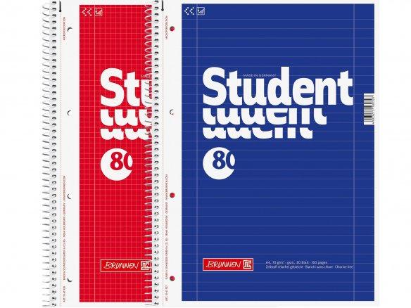 Buy Brunnen Standard student notebook online at Modulor