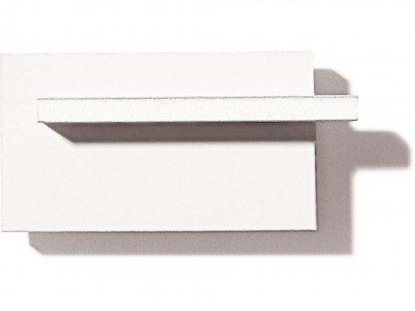 Foamboard, white, white core