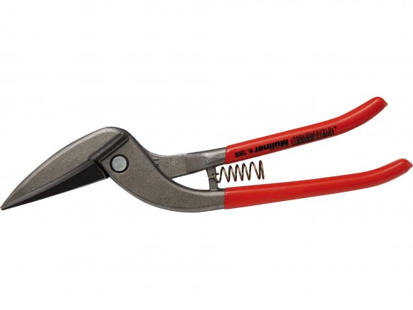 Tin snips, straight cutting - plate shears