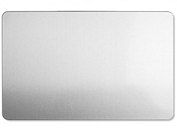 hylite alu pp verbundplatte silber im zuschnitt kaufen modulor. Black Bedroom Furniture Sets. Home Design Ideas
