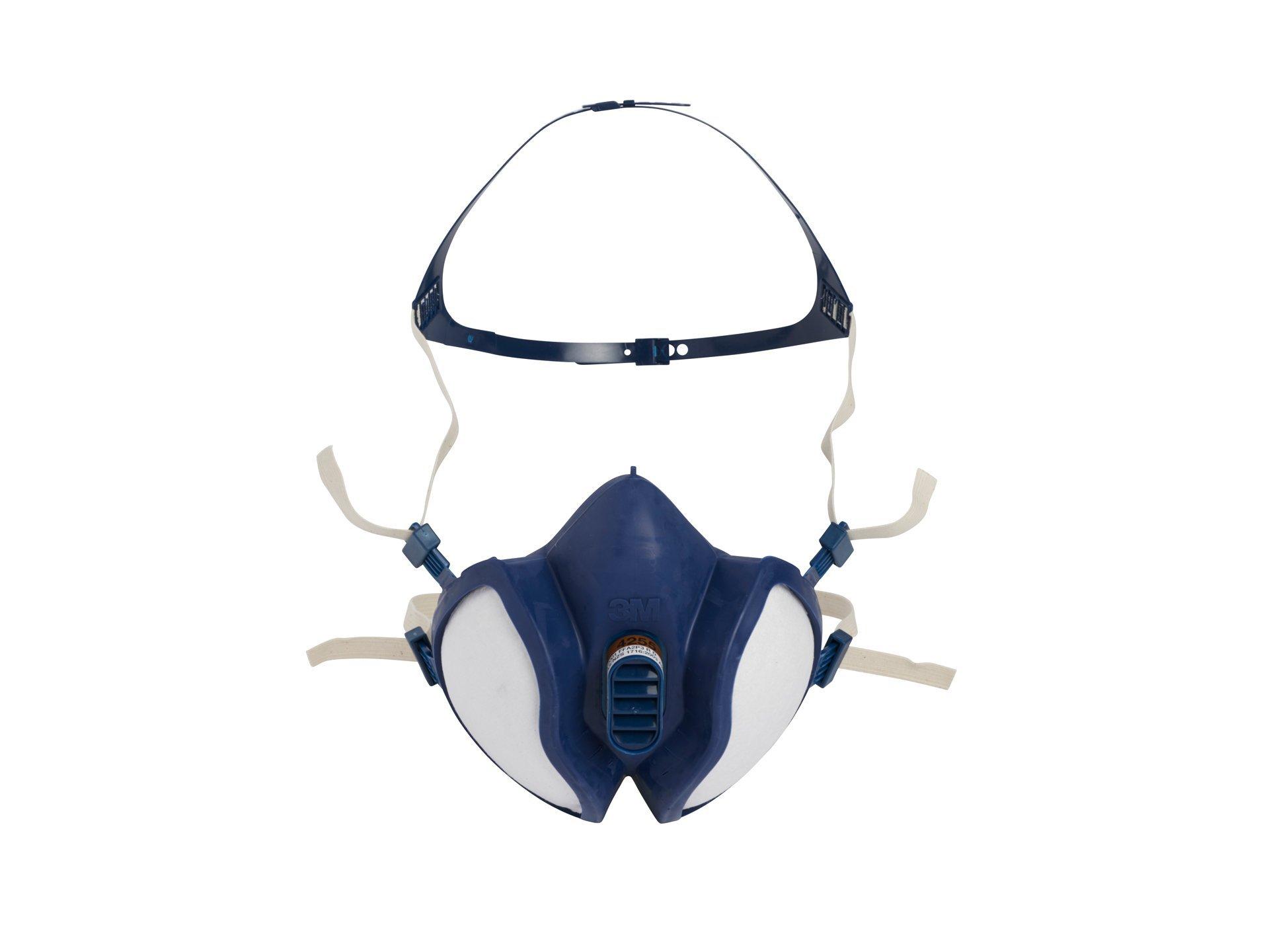 maschera 3m per verniciatura