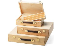 Art tool box, beechwood