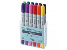 Copic Ciao, 12er-Set