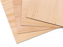 Beech plywood F1