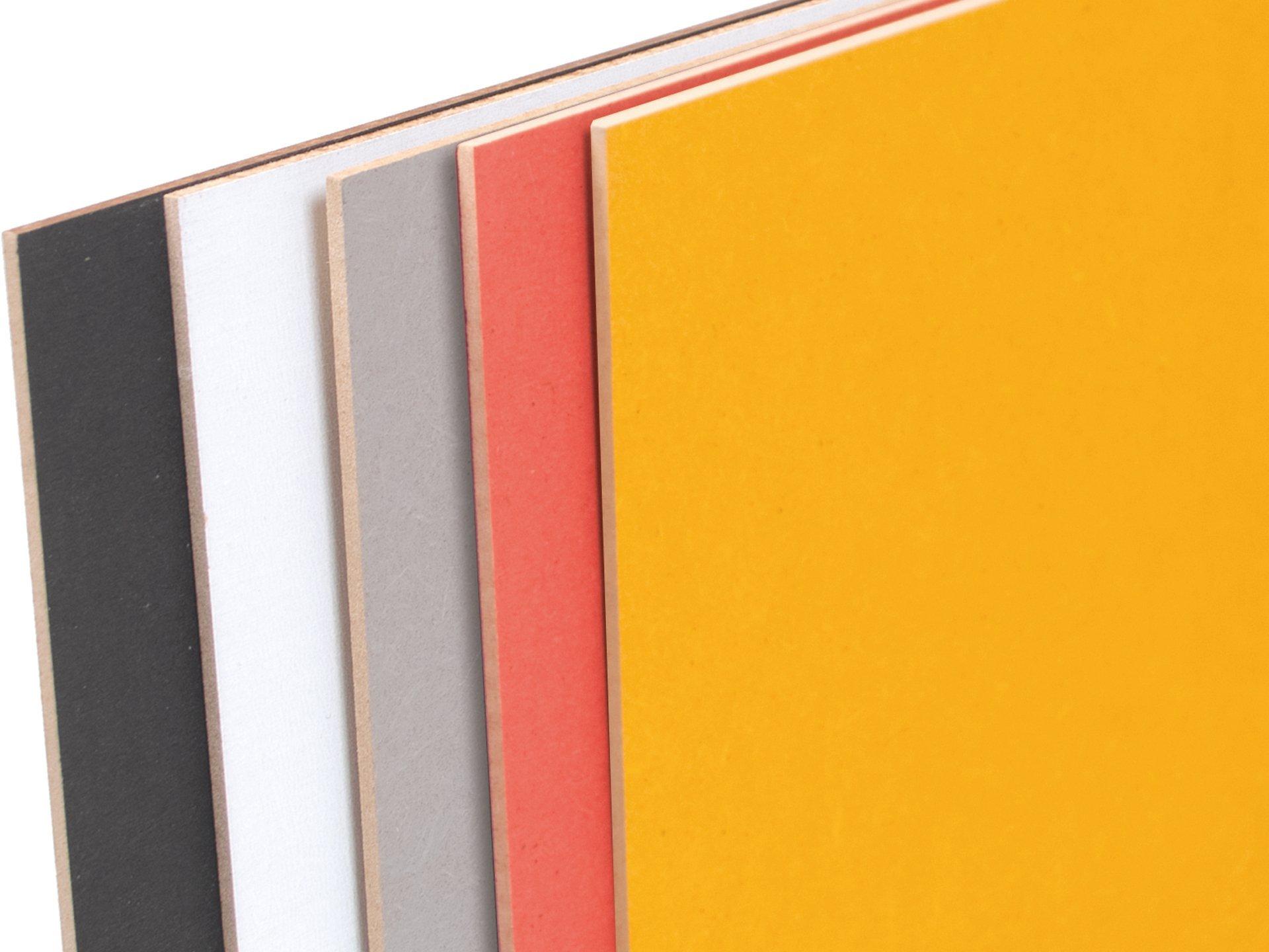 hdf einseitig farbig jetzt online kaufen modulor. Black Bedroom Furniture Sets. Home Design Ideas