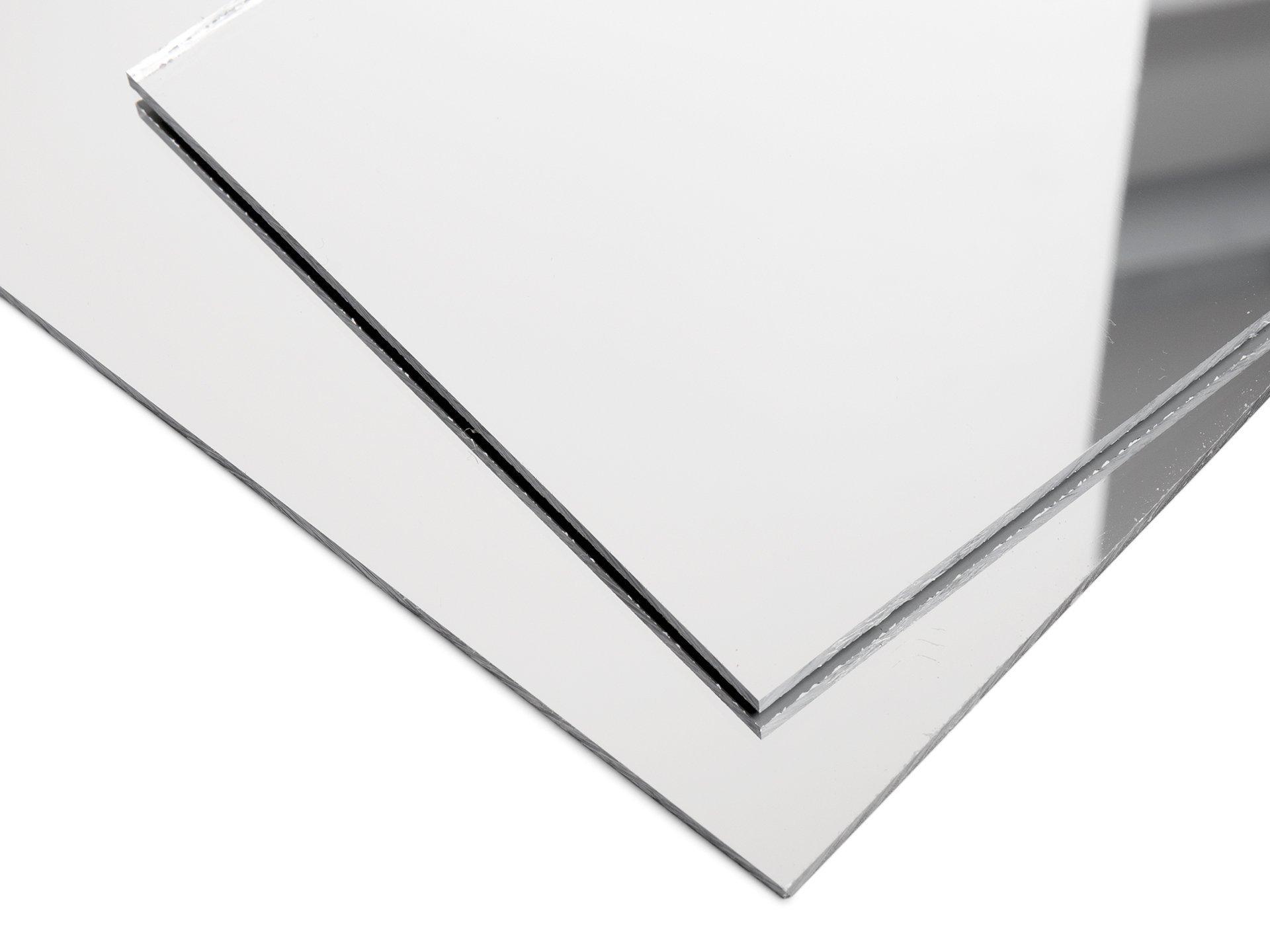 acrylglas xt spiegel silber glatt im zuschnitt kaufen. Black Bedroom Furniture Sets. Home Design Ideas