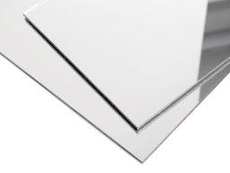 Acrylglas XT Spiegel, silber, glatt im Zuschnitt