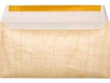 Busta in piallaccio di carta Microwood