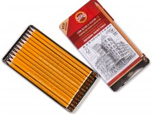 Koh-i-Noor Hardtmuth 1580 graphite pencil