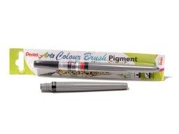 Pentel Arts Color Brush pen, pigment ink