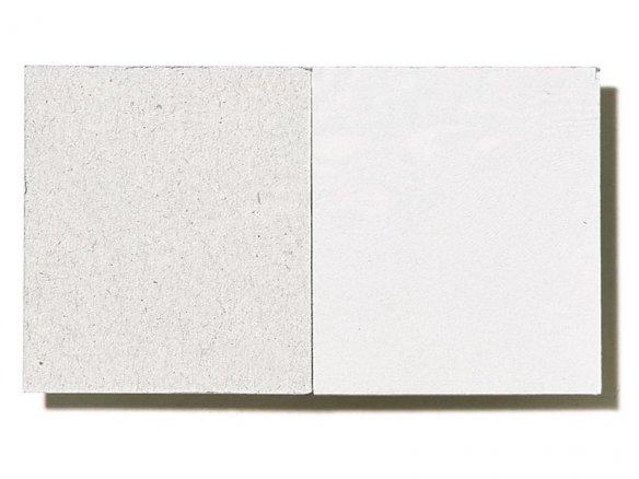 Cartoncino Chromoduplex GD 2, bianco/grigiastro