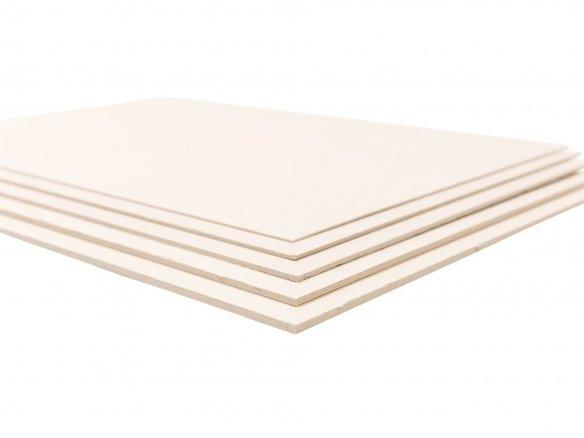 Finnboard (wood pulp), beige