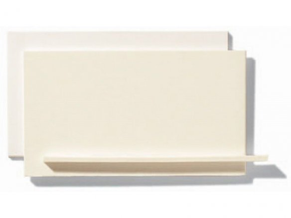Museum quality mounting board, white