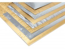 Highlight fancy board, metallic, shimmering