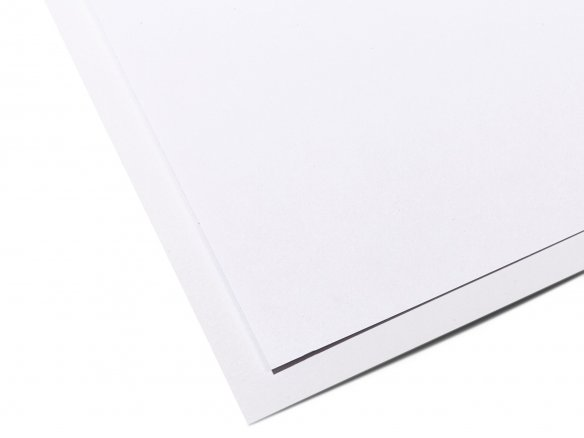 Offset drawing paper/board, smooth