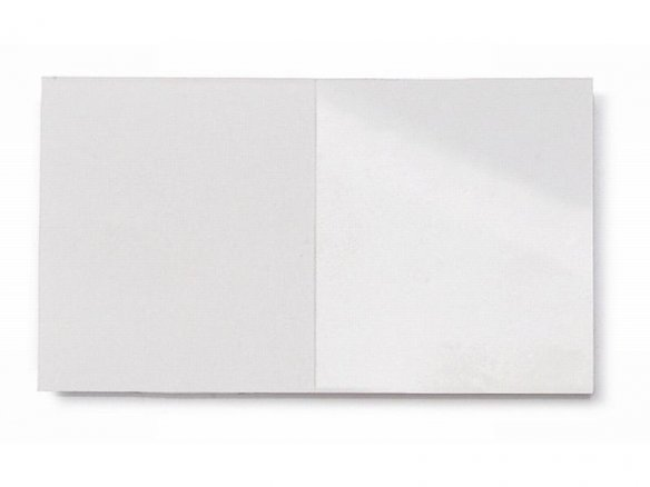 Chromolux paper, white