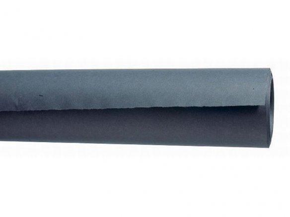 Tonzeichenpapier Rolle, schwarz