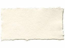 Khadi Hadernpapier weiß