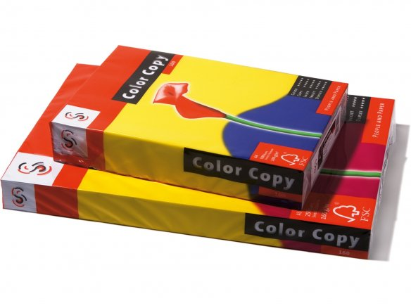 Color Copy paper for colour copiers