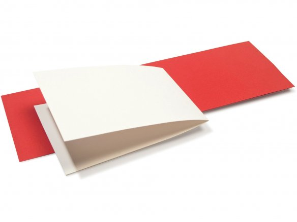 Artoz 1001 DIN A6 folding card, coloured