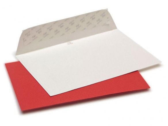 Artoz 1001 DIN C6 envelopes, w/o lining, coloured