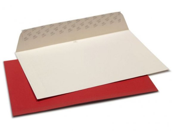 Artoz 1001 DIN C5 envelopes, w/o lining, coloured