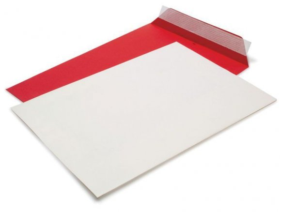 Artoz 1001 DIN C4 envelopes, w/o lining, coloured