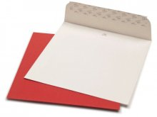 Artoz 1001 square envelopes, w/o lining, coloured