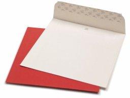 Artoz 1001 square envelopes, w/o lining, coloured