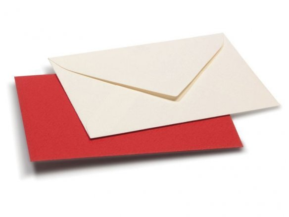Artoz 1001 DIN C7 envelopes, w/o lining, coloured