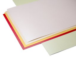 Majestic fancy paper, iridescent
