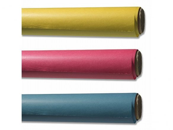 Flower tissue paper roll, coloured, moisture-proof