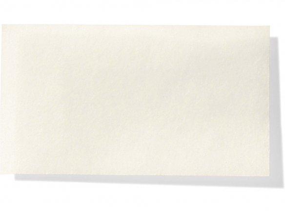 Bespannpapier Modelspan, weiß