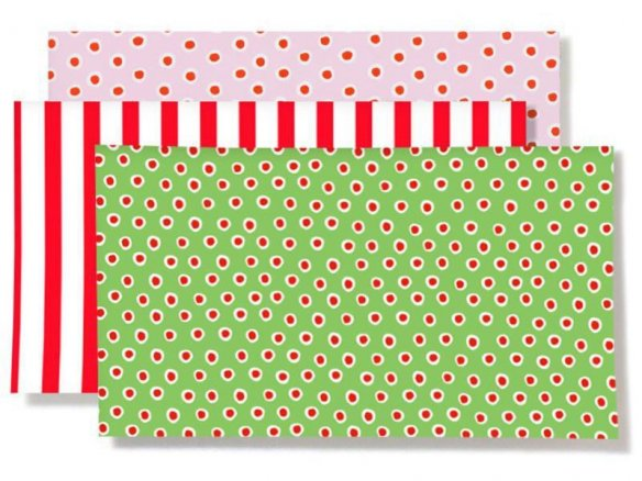 Krima & Isa gift wrap paper, colour printed