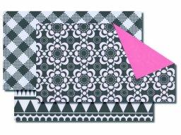 Kelly Hyatt gift wrap paper