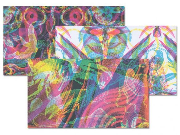 Carnovsky gift wrap paper