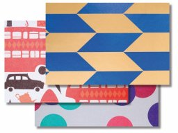 Lagom Design gift wrap paper