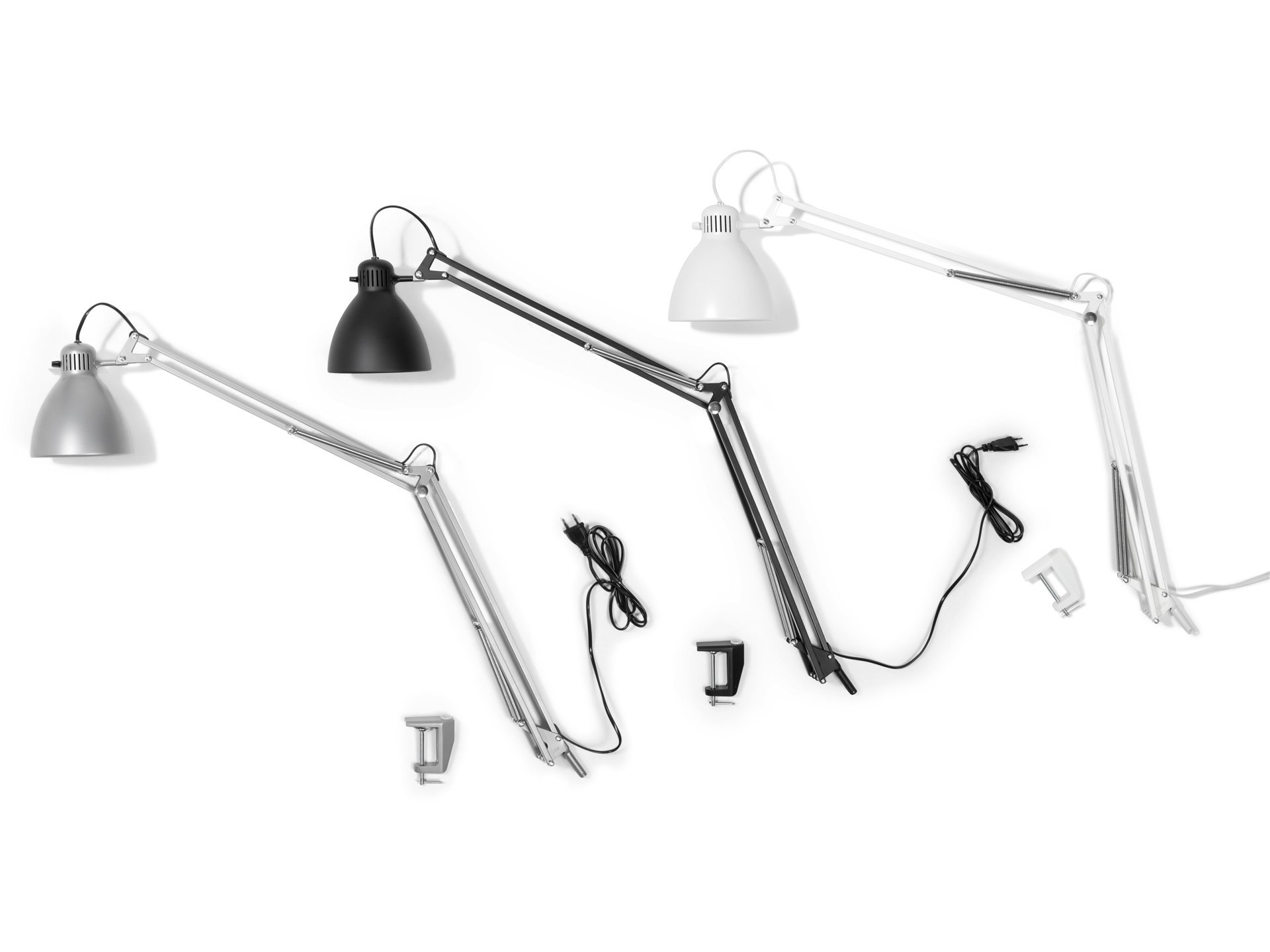 buy luxo l 1 desk lamp online at modulor online shop. Black Bedroom Furniture Sets. Home Design Ideas