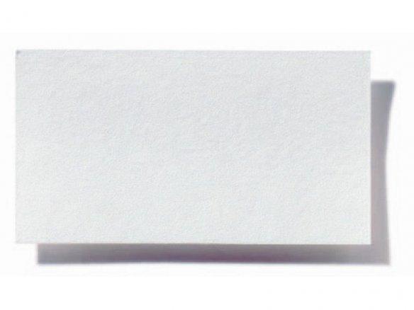 Papel secante, blanco
