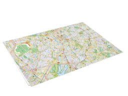 Berlin city map (current)