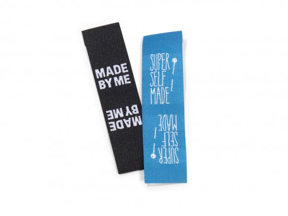 Buy Woven labels, exterior online at Modulor